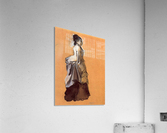 Young lady in the road costume by Degas  Acrylic Print