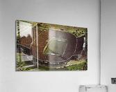 1981 Beaver Stadium Art  Acrylic Print
