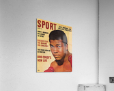 1964 Sport Magazine Muhammad Ali Cover  Acrylic Print