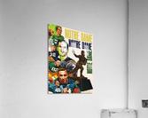 1968 Notre Dame Football Heisman Winner Art  Acrylic Print