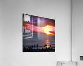 Serenity - Perfect Bliss - Sunset  Acrylic Print