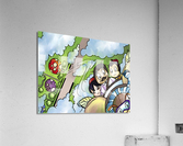 Let Your Dreams Take Flight - A Dream of Tomorrow  - Bugville Critters  Acrylic Print