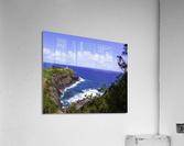 Spring at Kilauea Lighthouse on the Island of Kauai  Acrylic Print