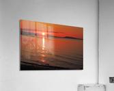 Qualicum Beach Sunset  Acrylic Print