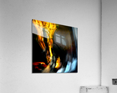 Drawn into temptation Limited edition of 5- 3 left  Acrylic Print