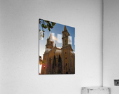 Catedral Basilica de Mazatlan  Acrylic Print