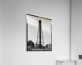 Liston-Range-Rear-Light-Delaware  Acrylic Print