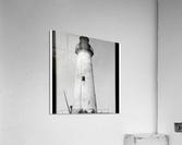 Point-Isabel-Light-Station-Texas  Acrylic Print