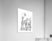 TRANSFORM  Acrylic Print