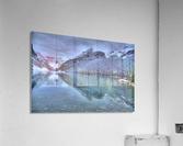 Lake Louise Winter  Acrylic Print