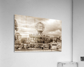 Paris Caroussel  Acrylic Print