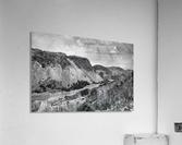 Cliffs of la Grande Falaise  Acrylic Print