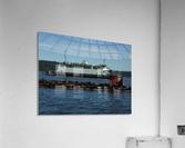 Baynes Sound  Acrylic Print