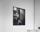 The Madonna at Prayer  Acrylic Print