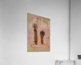 My two cousins  (Joan Miro tribute)  Acrylic Print