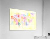 Flower jerb  Acrylic Print