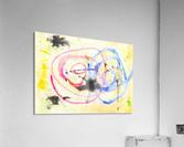 Relationship 1 (Joan Miro tribute)  Acrylic Print