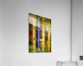 Bricks and Wheels Reflected_141111_1513_0904 HXSYV  Acrylic Print