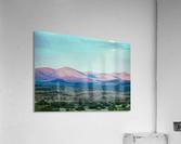 Landscape After A Rain  Acrylic Print