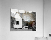 Old Miners Shack  Acrylic Print