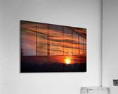Sunrise in Cairo  Acrylic Print