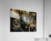 Act Including Instant Creation  Acrylic Print