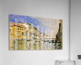 The Grand Canal, Venice  Acrylic Print