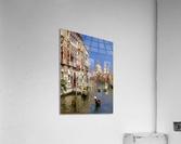 Grand Canal  Impression acrylique
