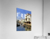 Canale della Guerra, Venice  Acrylic Print