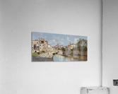 Venetian Canal  Acrylic Print
