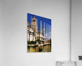 San Geremia, with Palazzo Labia, Venice  Acrylic Print