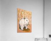 Bunny Alien  Acrylic Print