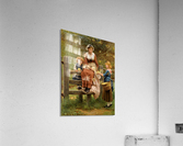 Cowslips  Acrylic Print