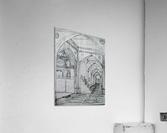 shajaani mosque  Acrylic Print