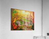 Dragon's eye view  Acrylic Print