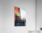 Downtown Kankakee Cafe  Acrylic Print