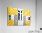 Facade  Acrylic Print