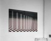 the hypnotic floor  Acrylic Print