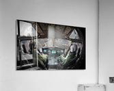 Dam  Acrylic Print