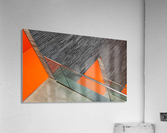 Repeat the orange  Acrylic Print