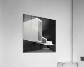 WHITE WALLS  Acrylic Print