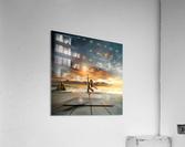 in my dreams ...  Acrylic Print