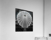 stepscircle  Acrylic Print