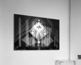 Plane city  Acrylic Print