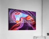 Magical Lower Antelope Canyon  Acrylic Print