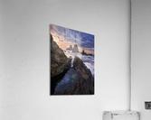 Meeting of Waters  Acrylic Print