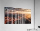Light Blades  Acrylic Print