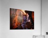 Light Up Above  Acrylic Print