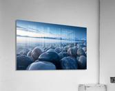 An ocean of time  Acrylic Print