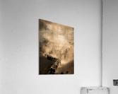 Tozlu Yolculuk  Acrylic Print